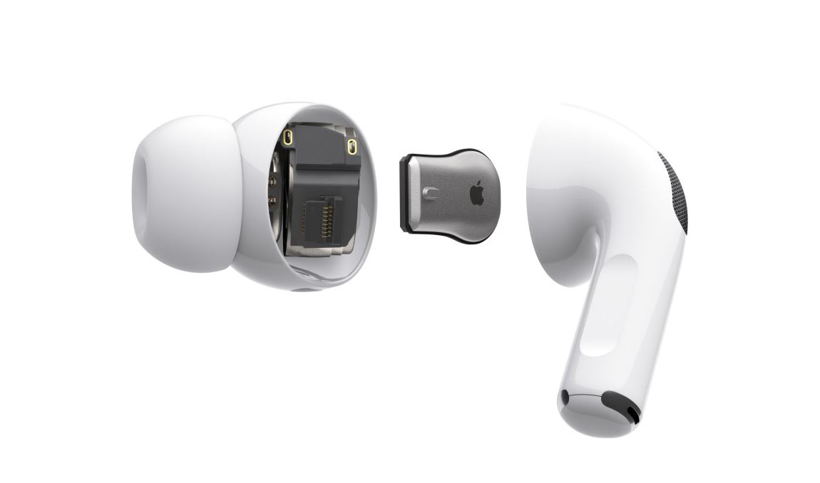 Air Pods Pro Wireless Inbuilt