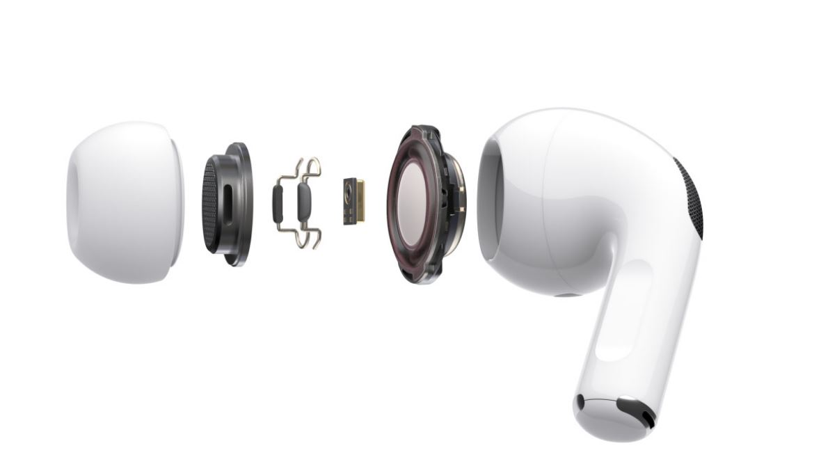 Apple Air Pods Pro components