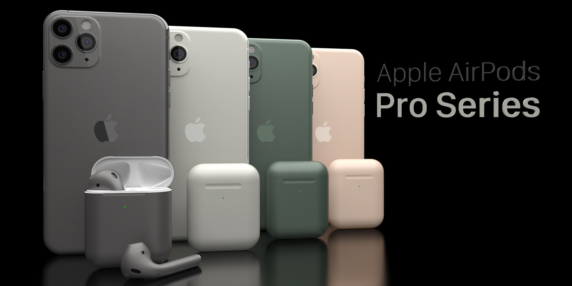Apple Air Pods Pro design