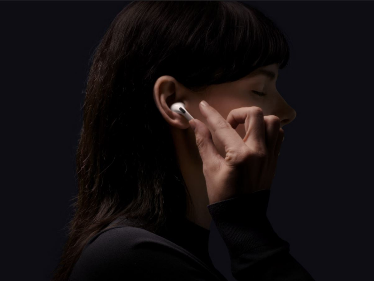 Apple Air Pods Pro ttansparency mode
